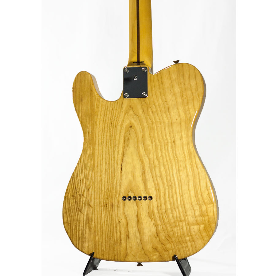 Fender 2013 LTD Edition 52 Telecaster Vintage Blonde Rear Body
