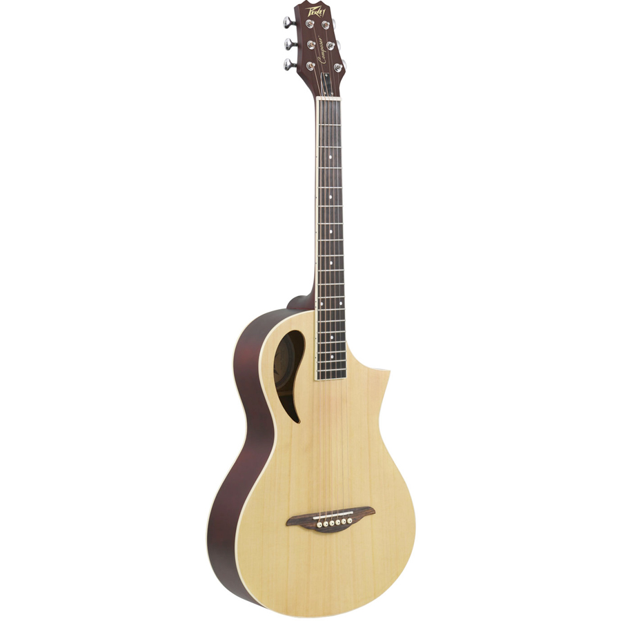Peavey Composer Guitar Natural Angled View