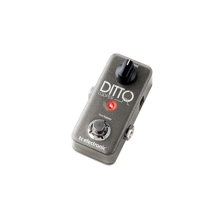 TC Electronic Ditto Looper Angled View
