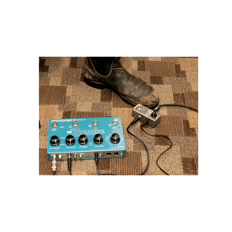 TC Electronic Ditto Looper On Floor