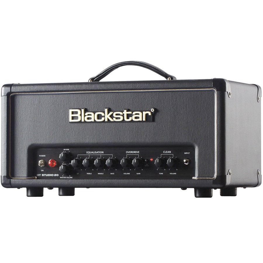 Blackstar HT Studio 20 Head Angled View