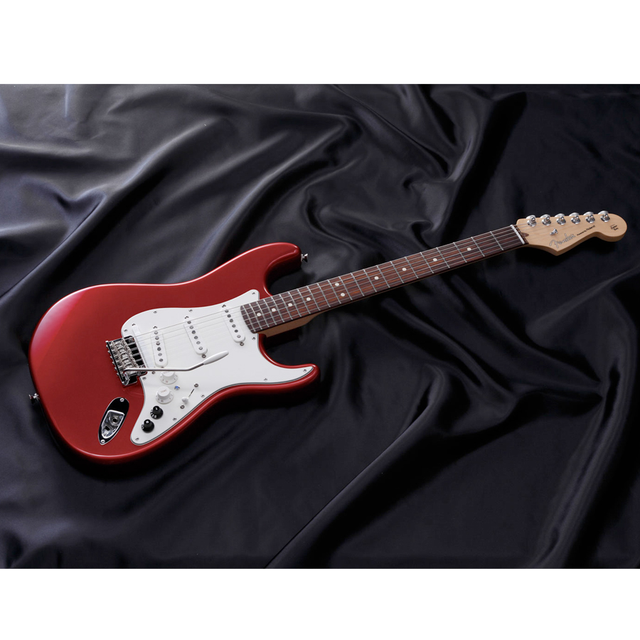 Roland G-5A VG Stratocaster Candy Apple Red Beauty Shot