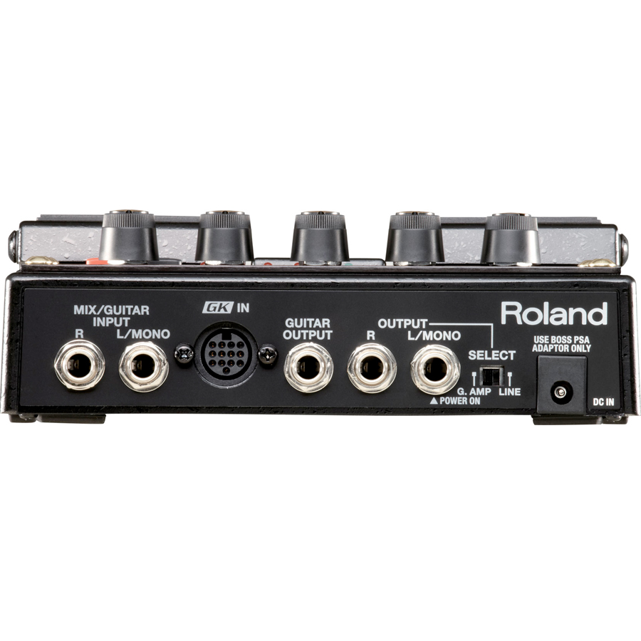 Roland GR-D Refurbished Rear View