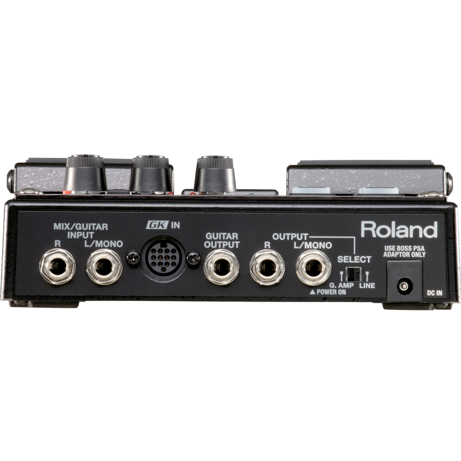 Roland GR-S V-Guitar Space Rear View