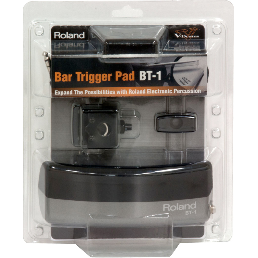Roland BT-1 Bar Trigger Pad Package