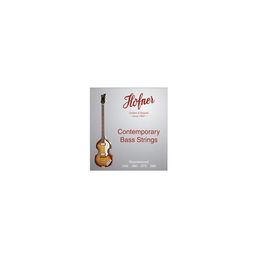 Contemporary Bass Strings