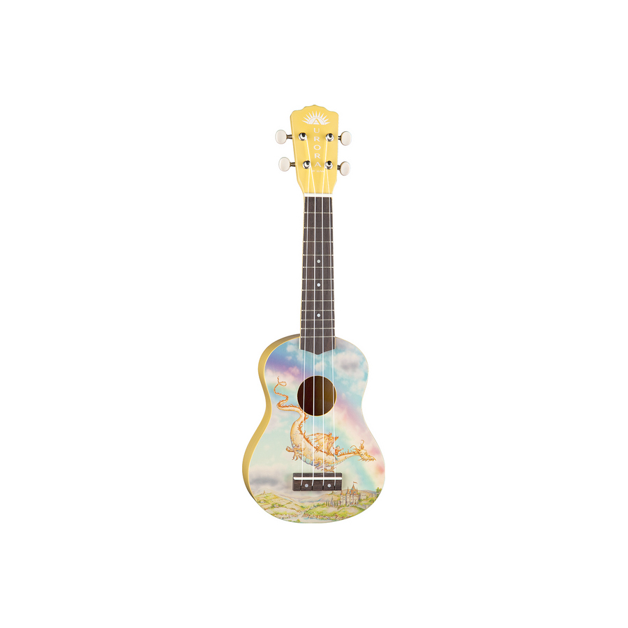 Aurora Childrens Ukulele - Dragon