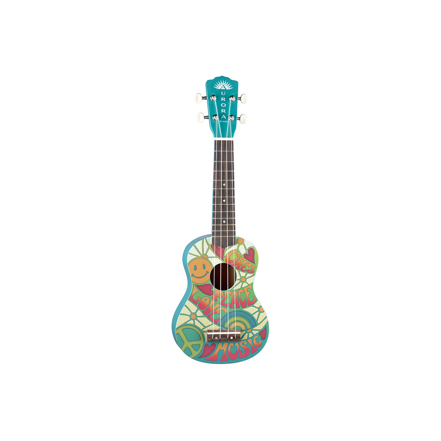 Aurora Childrens Ukulele - Peace