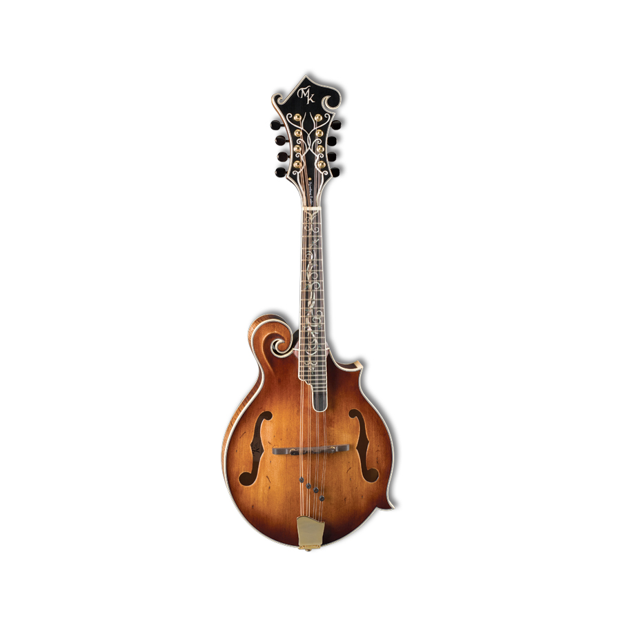 Legacy Dragonfly Flame - Antique Violin Satin