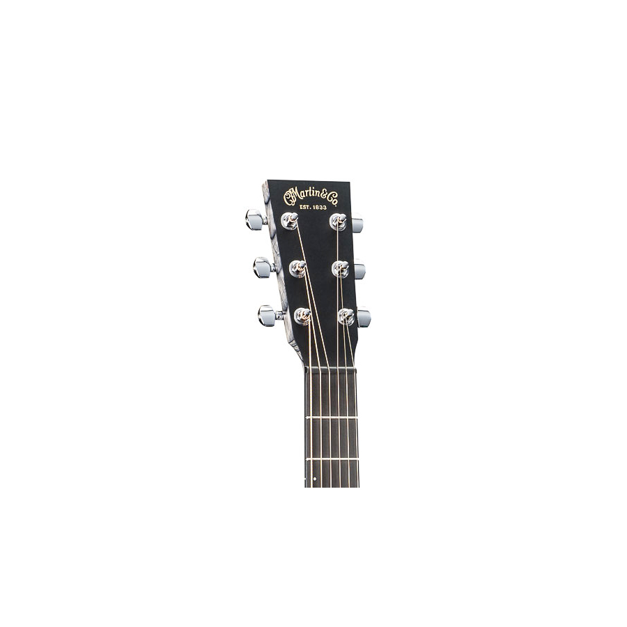 Martin DCPA5 Black Headstock