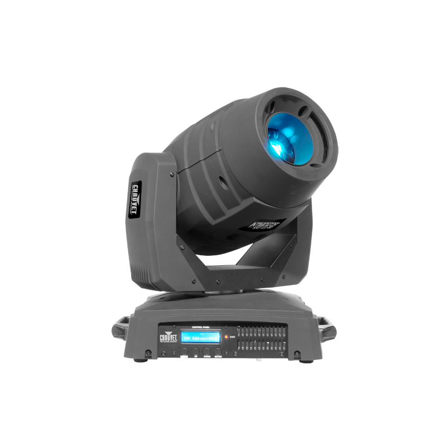 Chauvet DJ Intimidator Spot LED 450Angled View