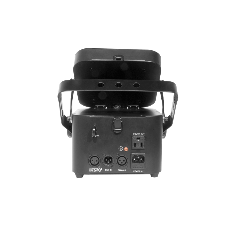 Chauvet Freedom Par RGBA Rear View