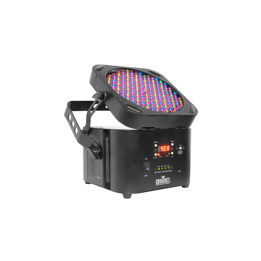 Chauvet DJ Freedom Par RGBA Side View