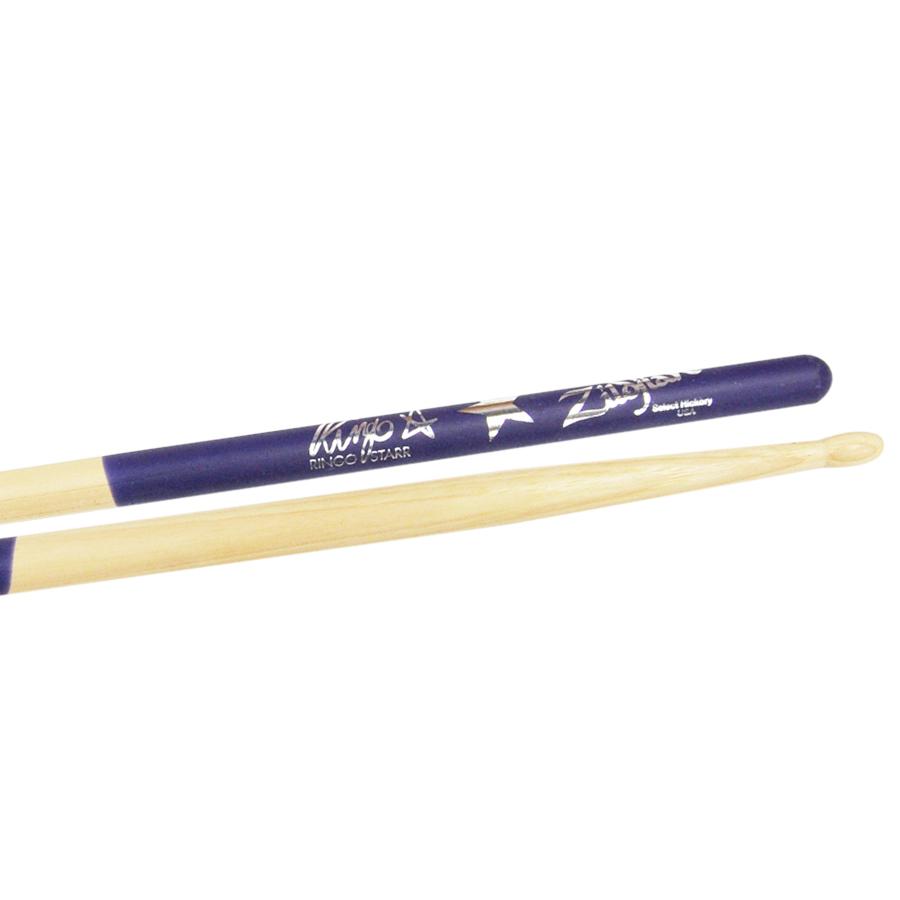Zildjian Ringo Starr Artist Series Drumstick Detail