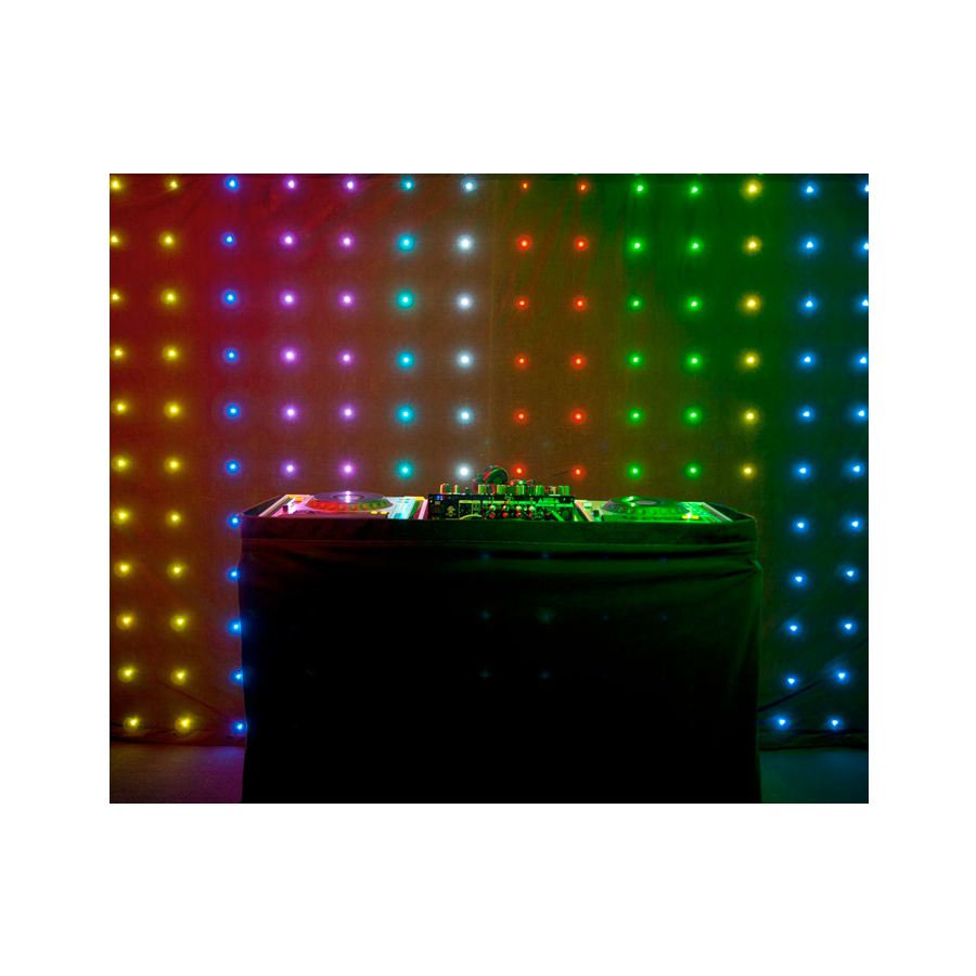 Chauvet DJ MotionSet LED In Use