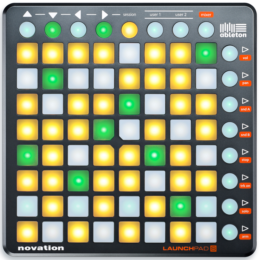Novation Launchpad S View 6
