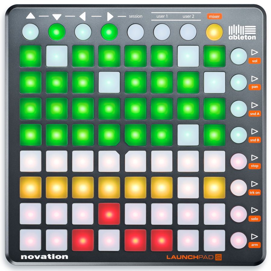 Novation Launchpad S View 7