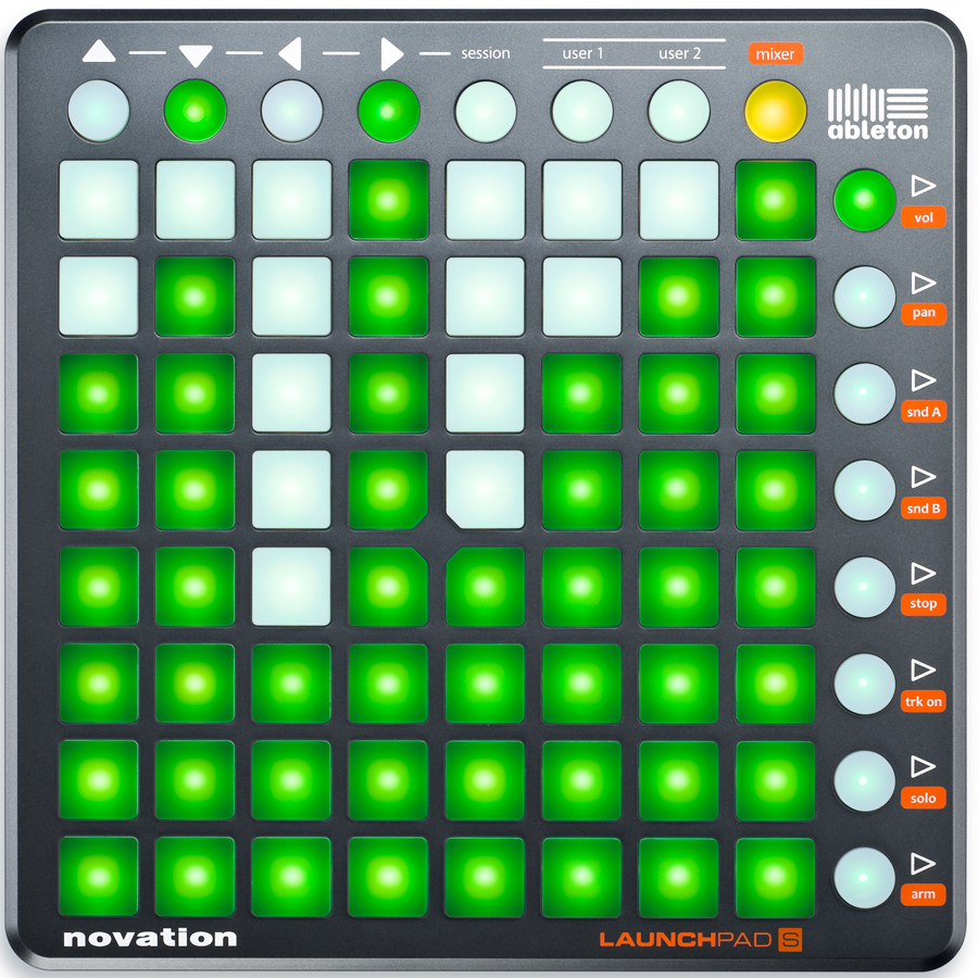 Novation Launchpad S View 8