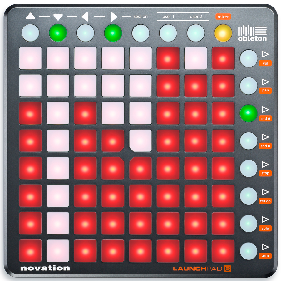 Novation Launchpad S View 9