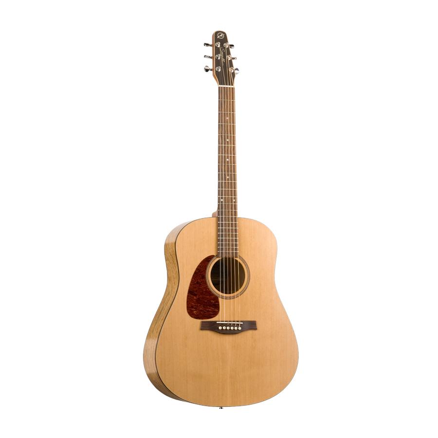 seagull s6 original left handed qi acoustic electric guitar new ebay. Black Bedroom Furniture Sets. Home Design Ideas