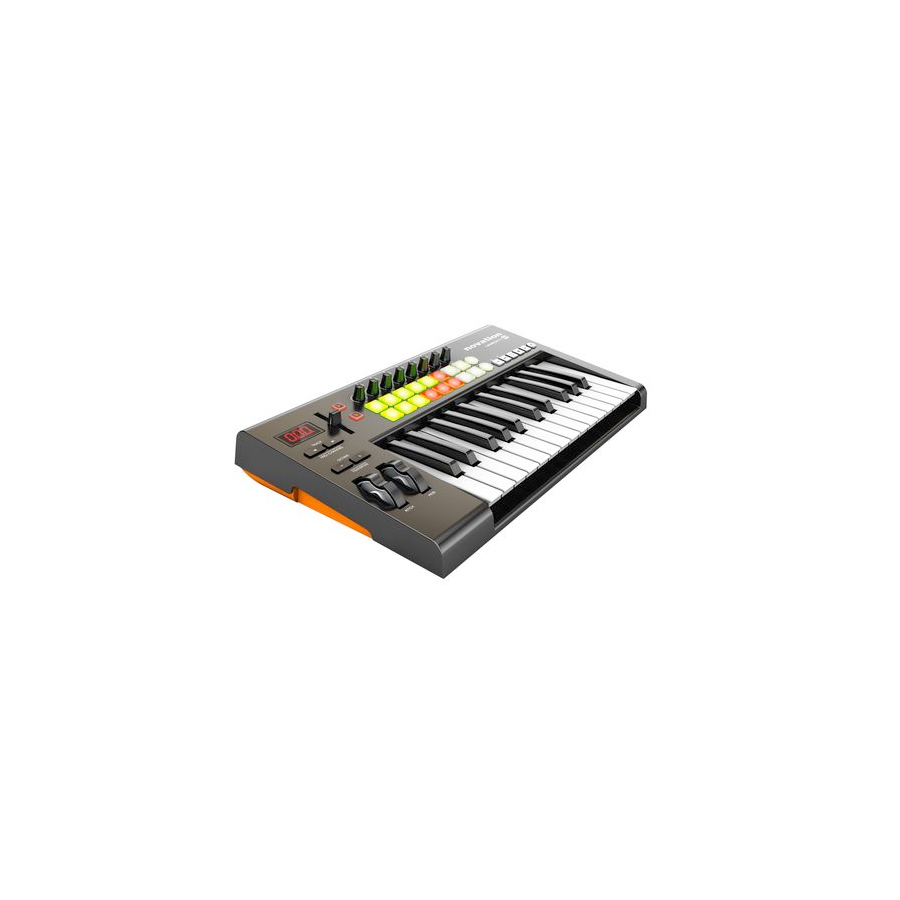 Novation Launchkey 25 Side View