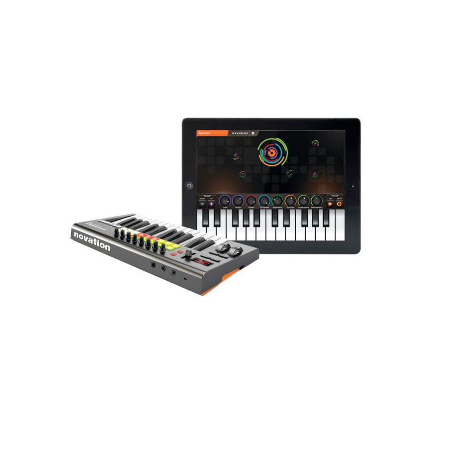 Novation Launchkey 25 w/ Software