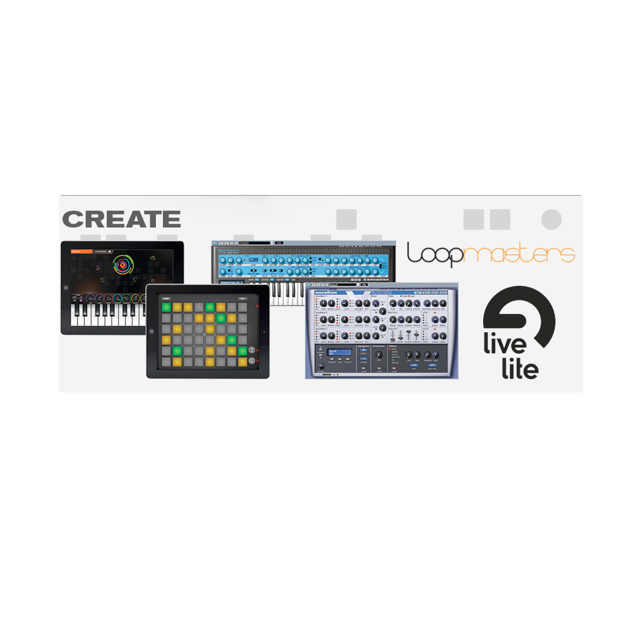 Novation Launchkey 61 Open Box Software