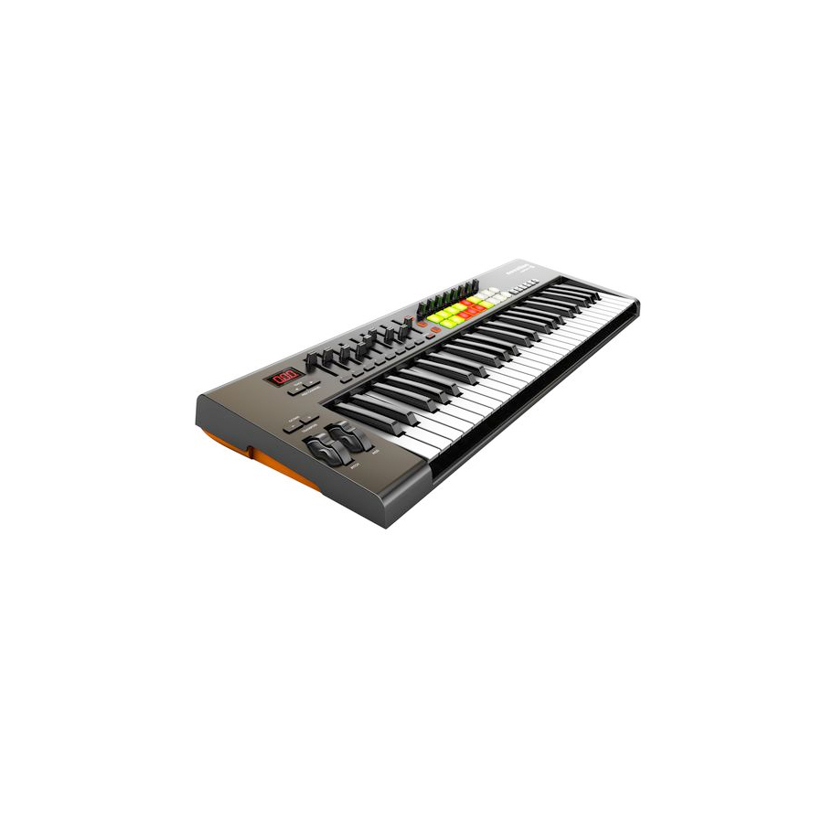 Novation Launchkey 49 Side View