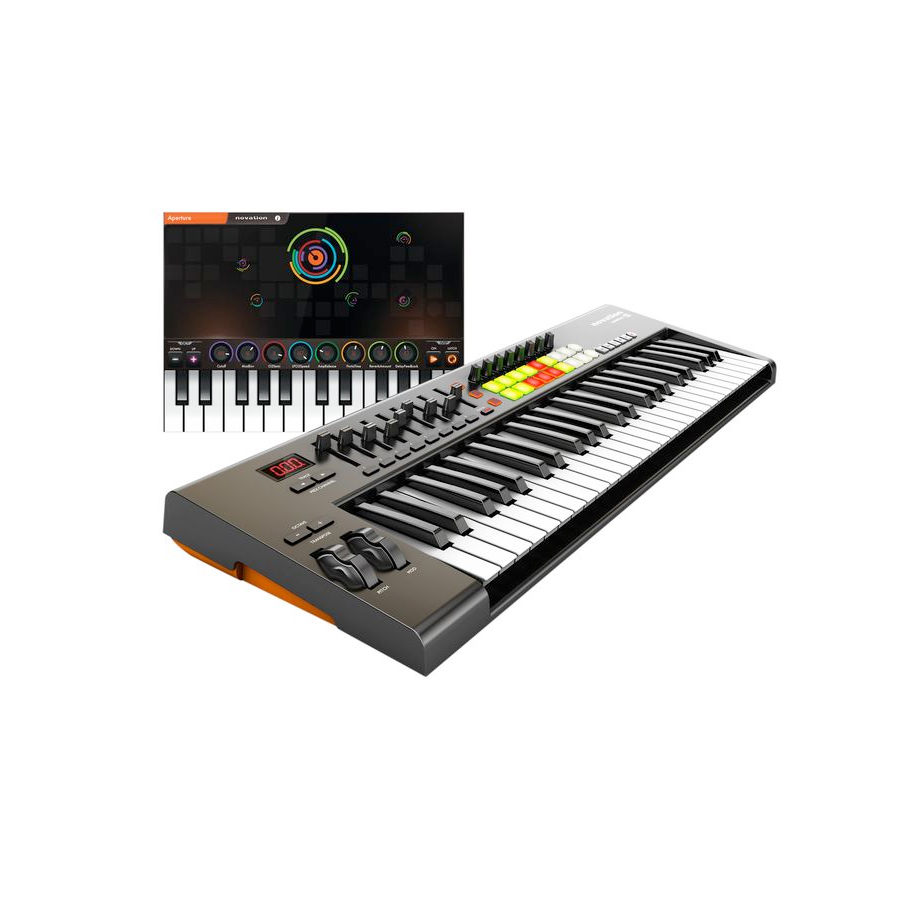 Novation Launchkey 49 w/ Software