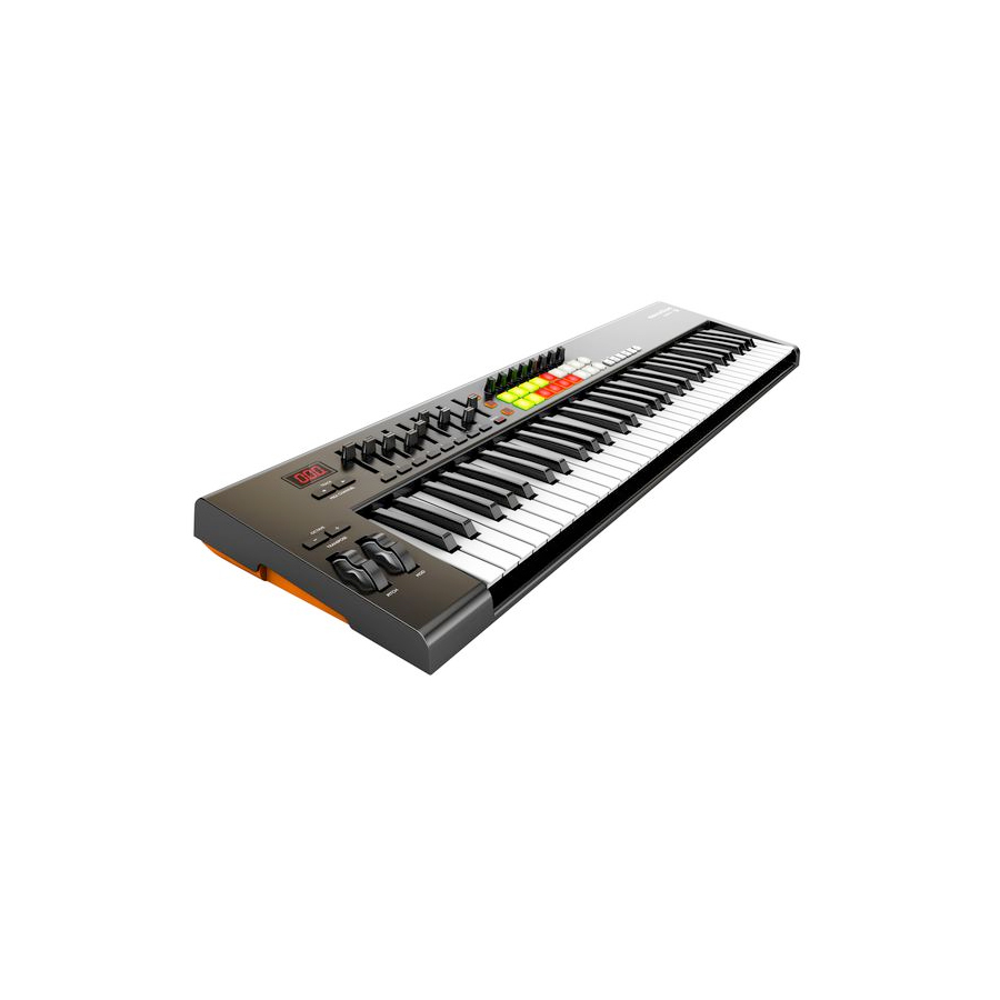 Novation Launchkey 61 Open Box Side View