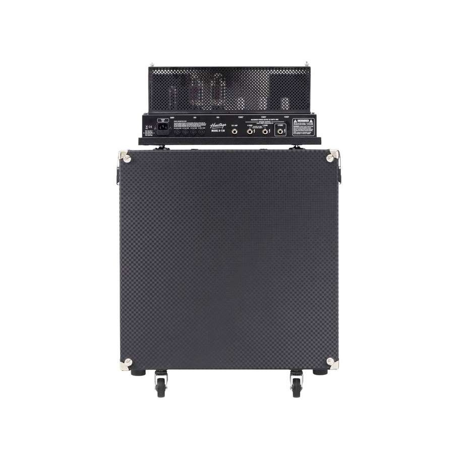 Ampeg Heritage HB15N Rear View