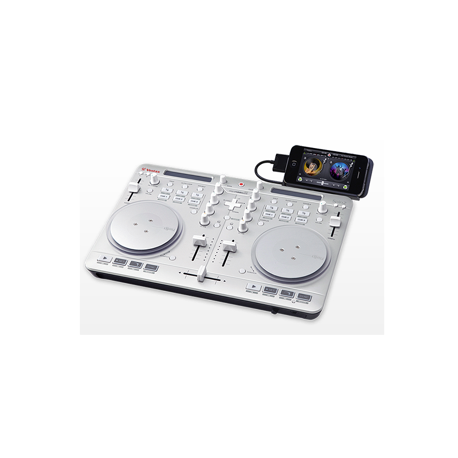 Vestax SPIN2Angled View