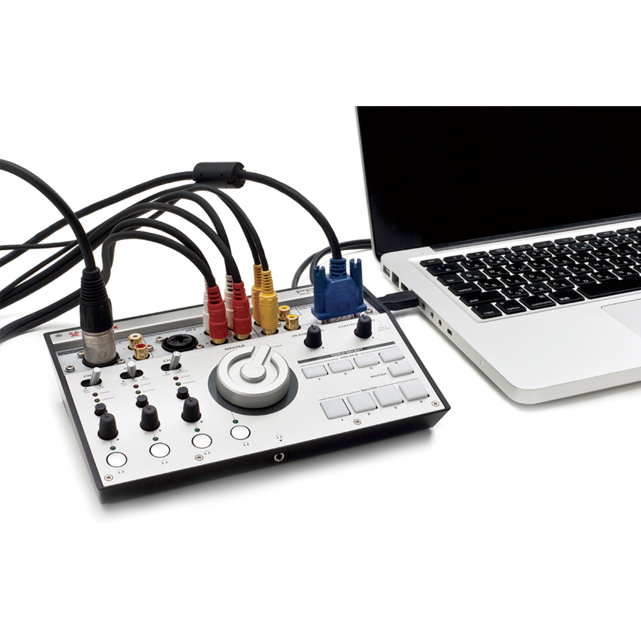 Vestax PBS-4 With Computer