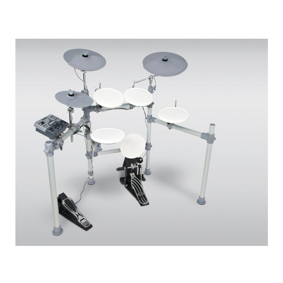 Kat Percussion KT2 Angled View