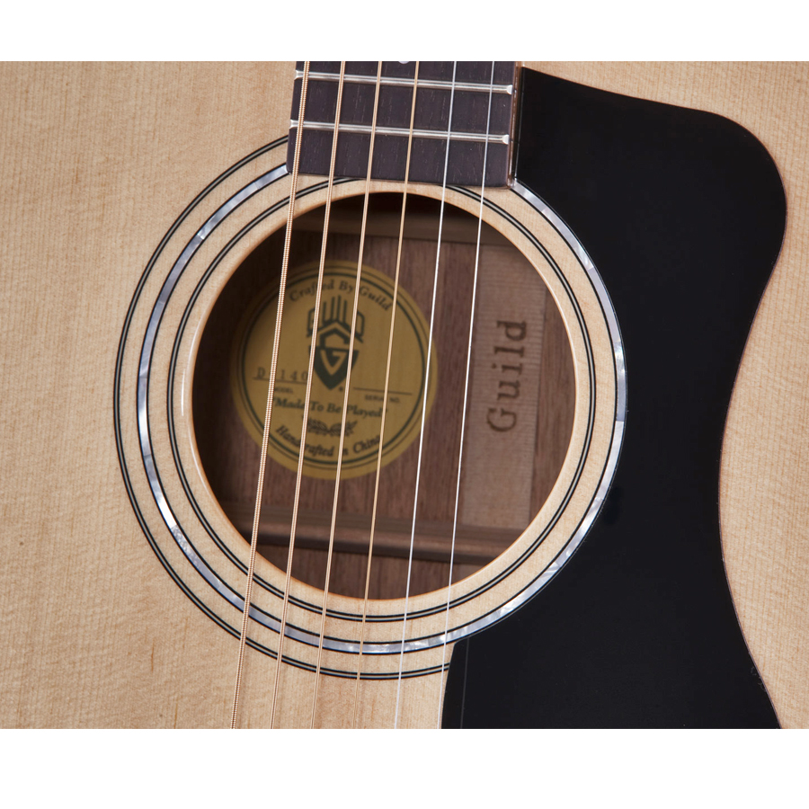 Guild D-140 Soundhole