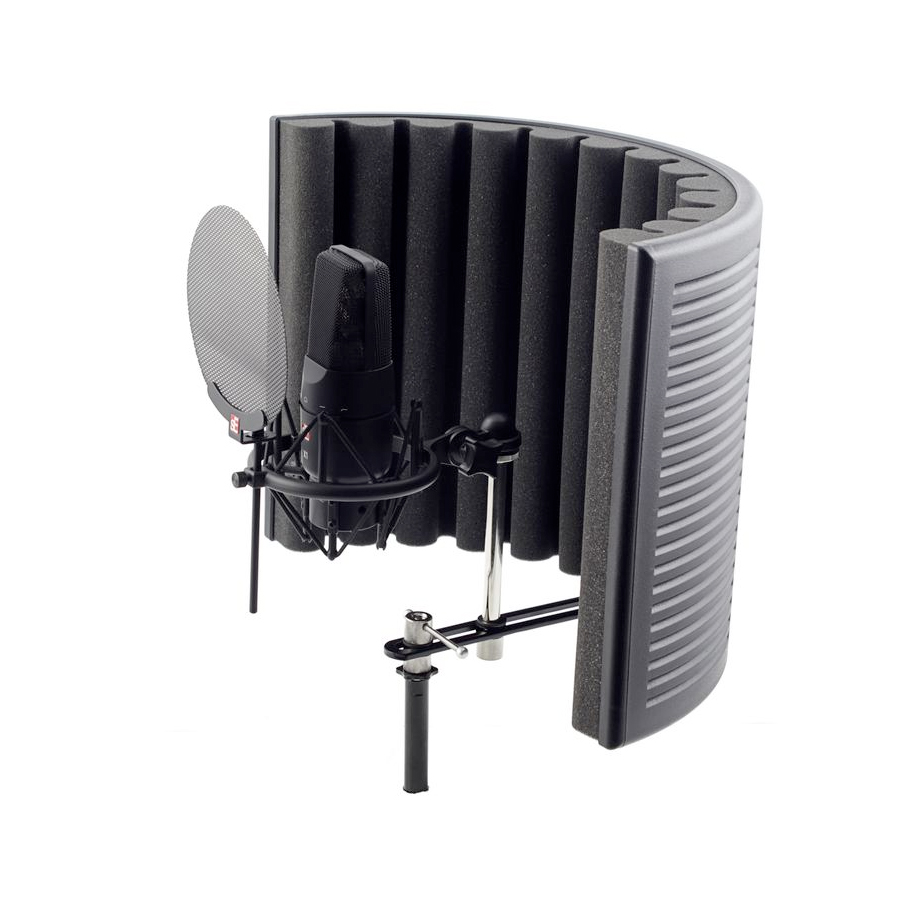 SeElectronics X1 Studio Mic Bundle Front View