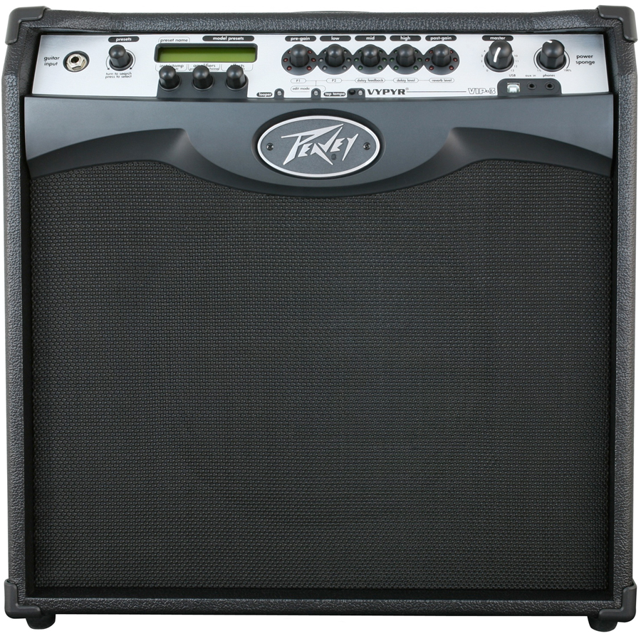 Peavey Vypyr VIP3Front View