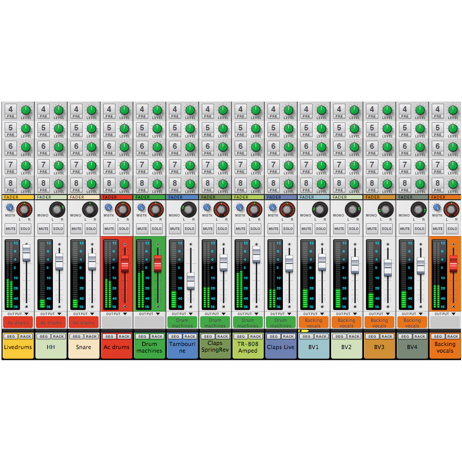 Propellerhead Reason 7 Upgrade Screenshot