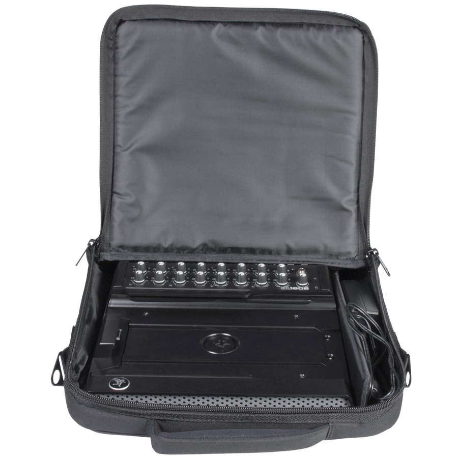 Mackie DL1608 Mixer Bag - Black Opened