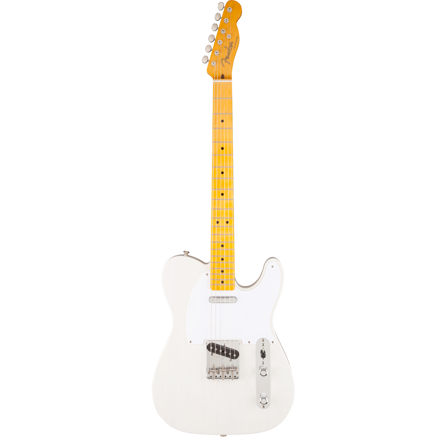 Classic Series 50s Telecaster Lacquer - White Blonde