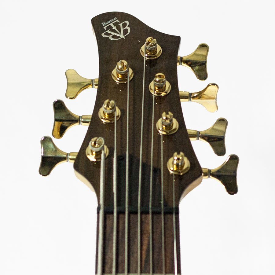 Ibanez BTB7 No. 130914031 Headstock