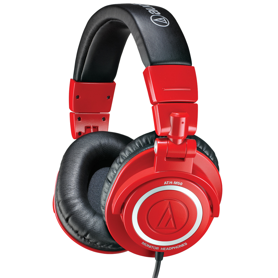 ATH-M50RD Red - Limited Edition