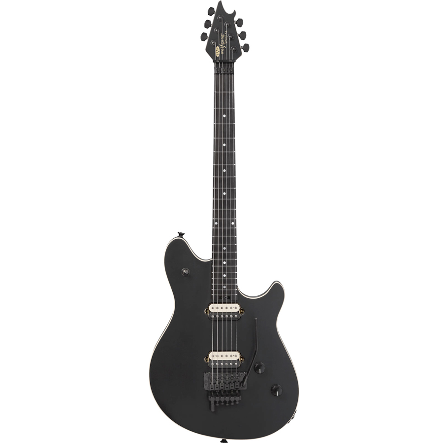 EVH Wolfgang Special Stealth Black