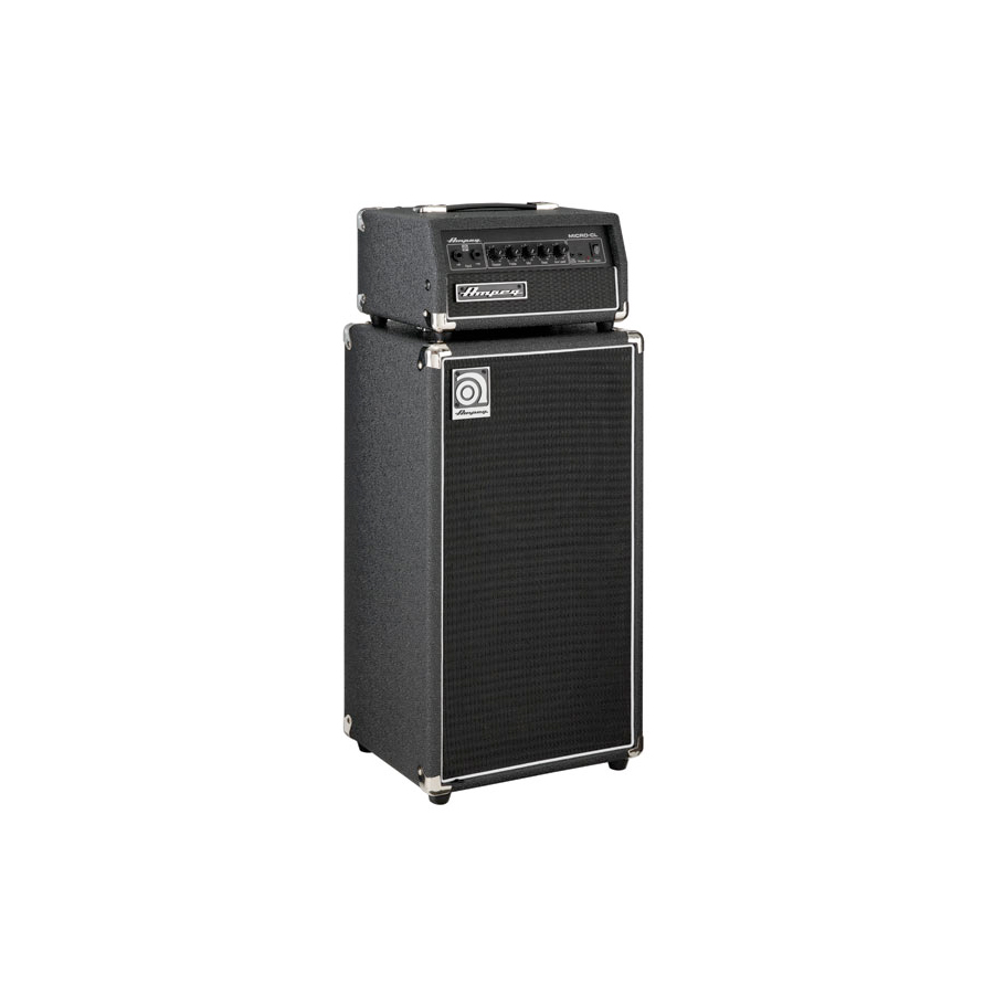 Ampeg MICRO-CL Stack Angled Right