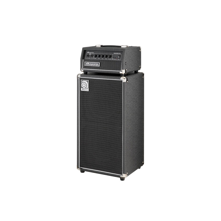 Ampeg MICRO-CL Stack Angled Left