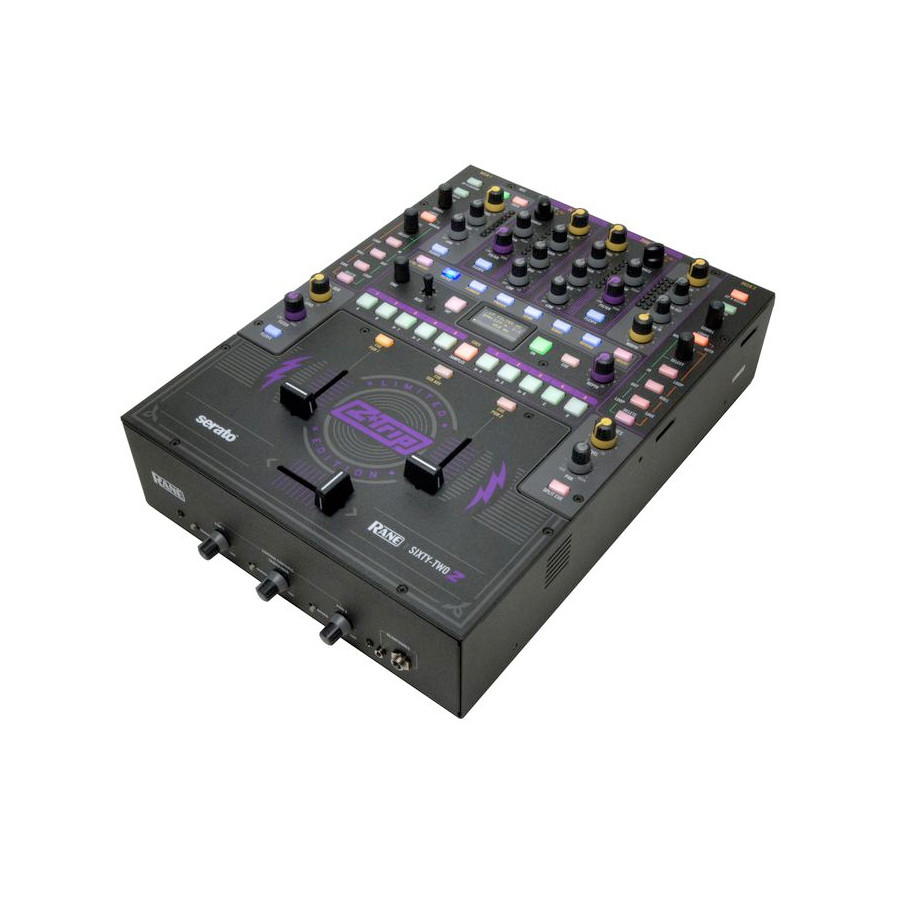 Rane Z-Trip Limited Edition Sixty-Two Z Mixer  Right Angle