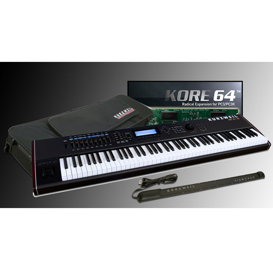 Kurzweil PC3K7 *Bundle Bundle View