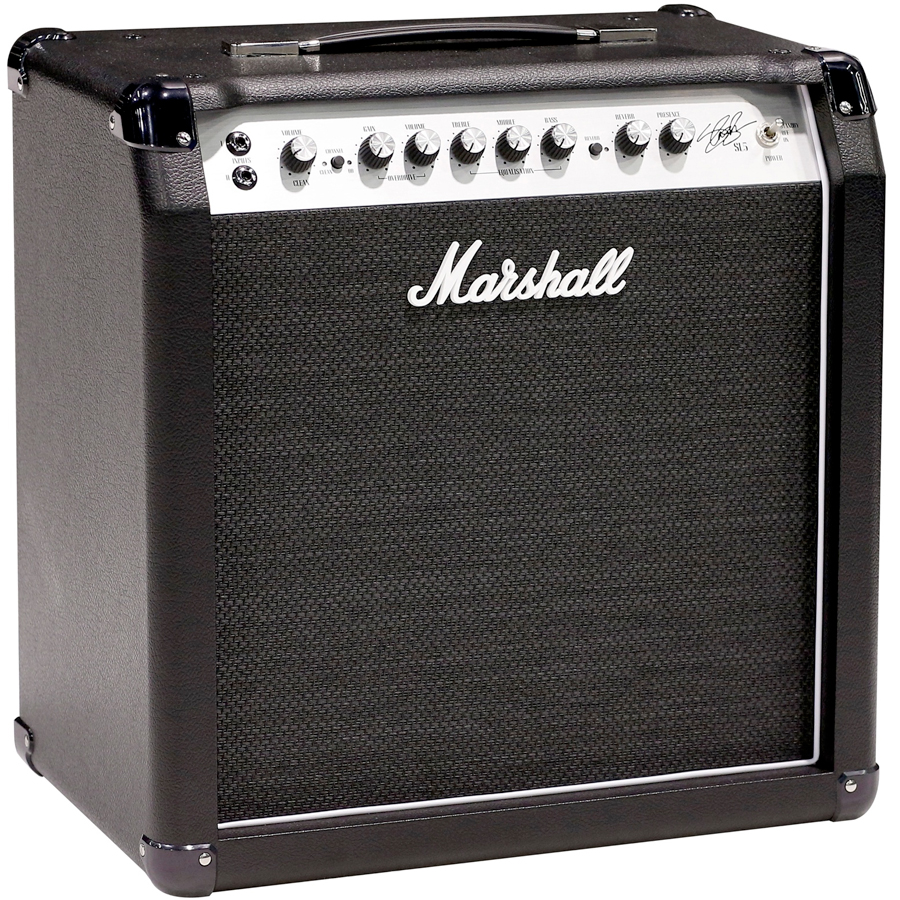 Marshall SL5 Slash Signature Angled View