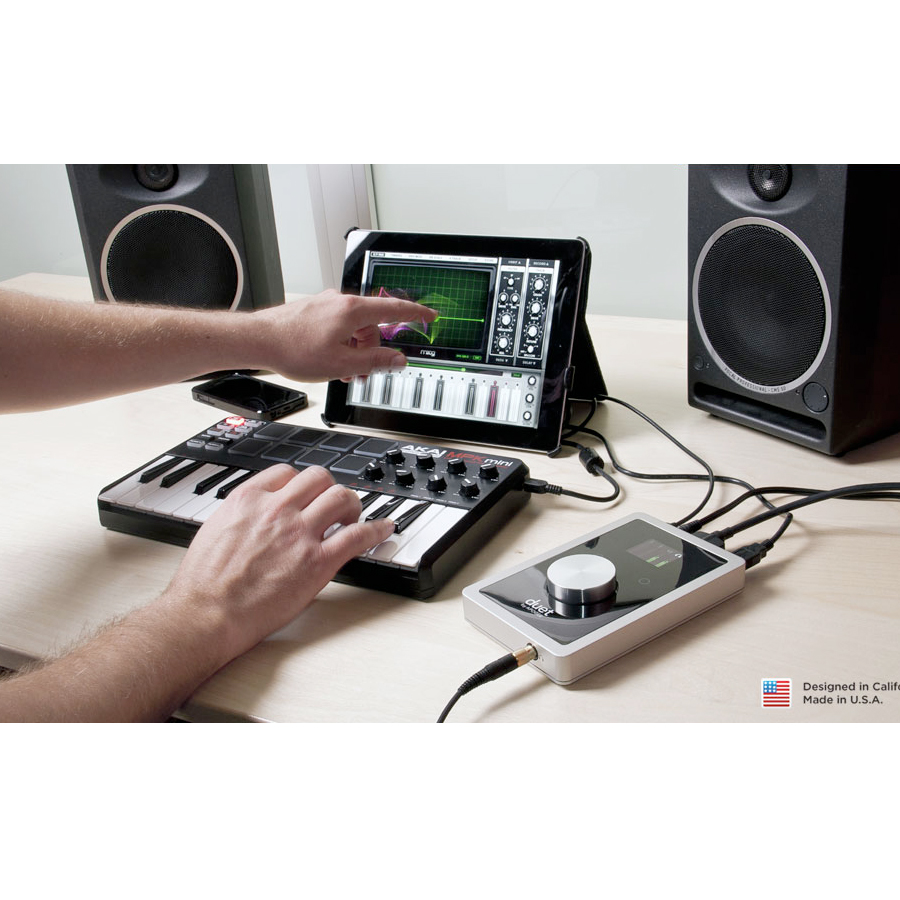 Apogee Duet for iPad & Mac  View 4