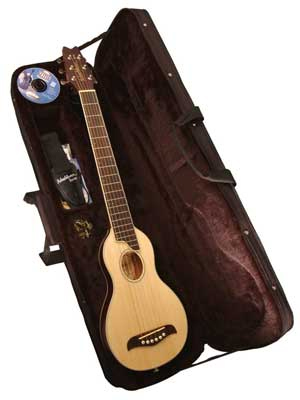 Washburn RO10 Rover - Natural Case